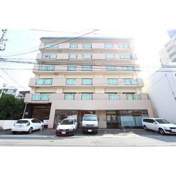 熊本県熊本市中央区九品寺1丁目の賃貸マンション