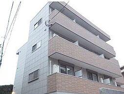 東京都文京区春日2丁目の賃貸アパートの外観