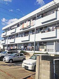 第1マンダイマンション[303号室]の外観