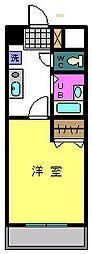 第3今泉ビル[403号室]の間取り