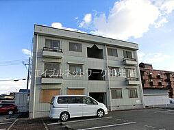 兵庫県たつの市龍野町富永の賃貸マンションの外観