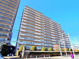 インペリアル東久留米D棟[14階]の外観
