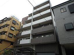 東京都江戸川区東瑞江1丁目の賃貸マンションの外観