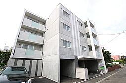 北海道札幌市中央区南十二条西18丁目の賃貸マンションの外観