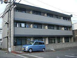 兵庫県宝塚市安倉中1丁目の賃貸マンションの外観