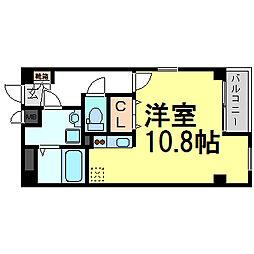 メゾンド タカ[3階]の間取り