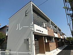 兵庫県神戸市垂水区塩屋町6丁目の賃貸アパートの外観