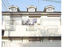 メグハイム[1階]の外観