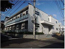 東京都杉並区阿佐谷北3丁目の賃貸アパートの外観