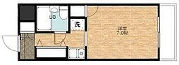 メゾン・ド・六甲パートIII[5階]の間取り