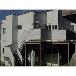 長崎県長崎市葉山1丁目の賃貸アパートの外観
