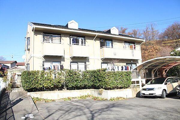 長野県上田市常入 1丁目の賃貸アパート
