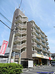 福岡県北九州市八幡西区萩原3丁目の賃貸マンションの外観