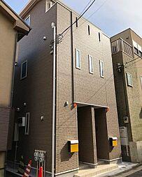 コテージ横浜[101号室]の外観