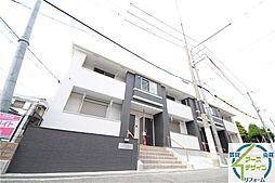 M&M'sアサギリ[2階]の外観