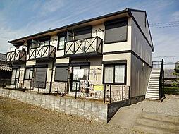 滋賀県高島市今津町浜分の賃貸アパートの外観