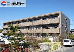 ピアネーズ神ノ倉B棟[2階]の外観