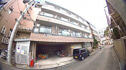 大阪府東大阪市旭町の賃貸マンションの外観