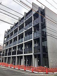 B CITY APARTMENT TACHIKAWA[201号室号室]の外観