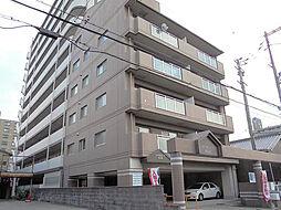 兵庫県姫路市栗山町の賃貸マンションの外観