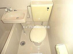 ウエストプラザ新保のトイレ