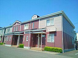 香川県仲多度郡多度津町大字青木の賃貸アパートの外観