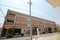 愛知県名古屋市中川区松年町4丁目の賃貸マンションの外観