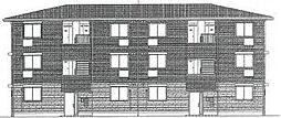 D-roomパークサイド吉塚[3階]の外観