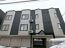 金盛マンション C棟[2階]の外観