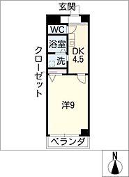 Dorf Adon[1階]の間取り