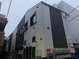 サークルハウス平和島壱番館[2階]の外観