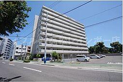 香川県高松市末広町の賃貸マンションの外観