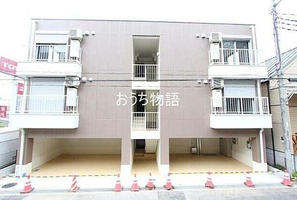 千葉県佐倉市大崎台1丁目の賃貸マンションの外観