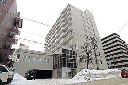 北海道札幌市中央区大通西18丁目の賃貸マンションの外観