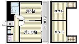 滝の茶屋駅 4.5万円