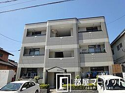 愛知県豊田市山之手1丁目の賃貸マンションの外観