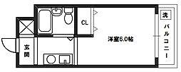 メゾン・ド・ソアレ[3階]の間取り
