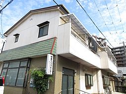 大阪府大東市中楠の里町の賃貸マンションの外観