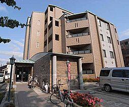 京都府京都市伏見区中之町の賃貸マンションの外観