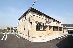 JR山陽本線 岡山駅 バス40分 郡下車 徒歩5分の賃貸アパート