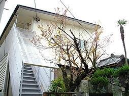 東京都杉並区上荻3丁目の賃貸アパートの外観