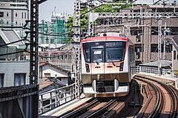 大井町線の下神明駅も利用可能