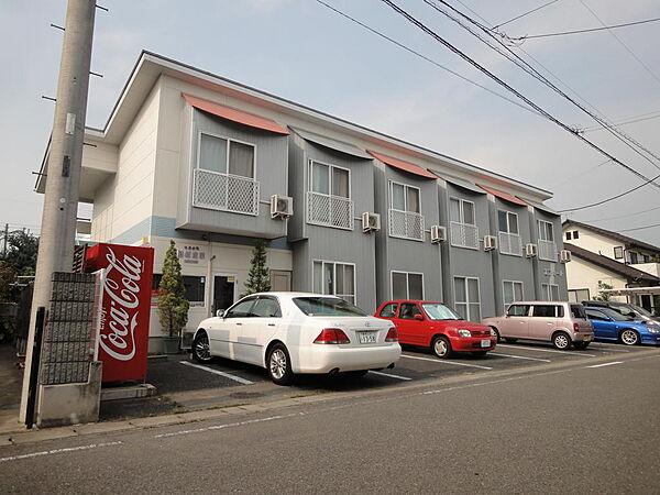 エフォート 1階の賃貸【群馬県 / 前橋市】