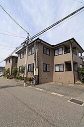 新潟県新潟市中央区神道寺南1丁目の賃貸アパートの外観