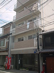 京都府京都市中京区東竹屋町の賃貸マンションの外観