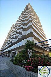 サバービアシティ21[13階]の外観