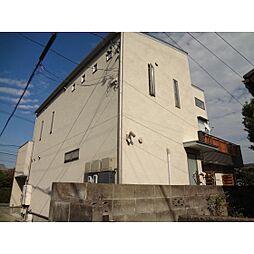 静岡県浜松市中区十軒町の賃貸アパートの外観