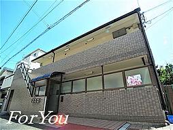 兵庫県神戸市灘区赤松町3丁目の賃貸マンションの外観
