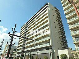 サムティレジデンス水戸中央[4階]の外観