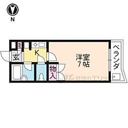 円町駅 4.3万円